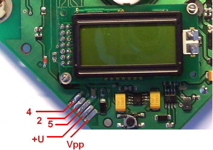 Программатор одометров amprog схема своими руками 94